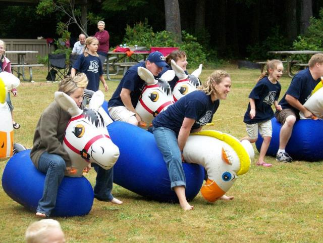 Bouncy Horse Registration Saturday Sept 27th 7:30 pm