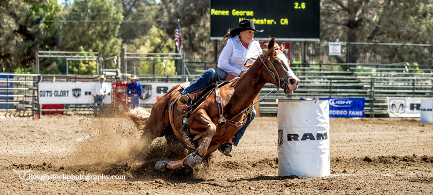 Poway Rodeo - photo by Reed Settle | PRCA | PBR | IPRA ProRodeo Photographer